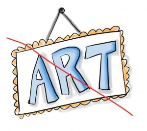 WHY I'M OK WITH NOT GOING TO ART SCHOOL