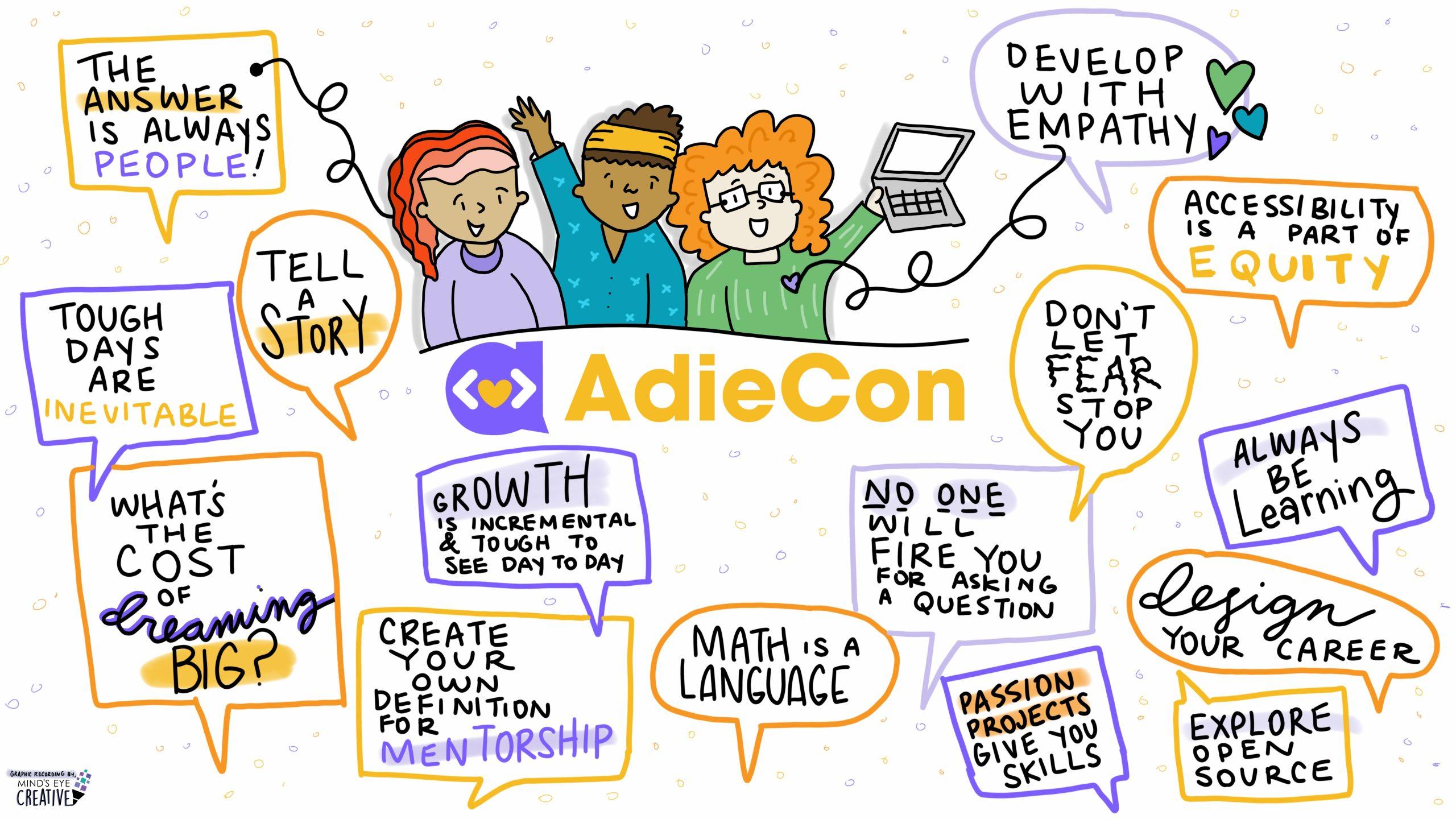 AdieCon Event Summary 2021